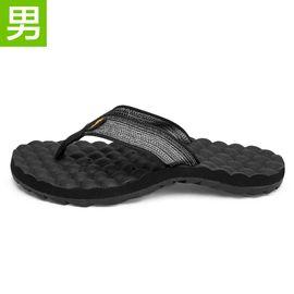 伯希和 PELLIOT户外拖鞋 男女夏季人字拖凉鞋外穿防滑耐磨海边沙滩鞋