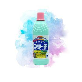 生活堂 日本进口厨卫清洁剂除菌漂白消臭厨房漂白剂600ml