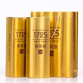 瓯叶 福建安溪铁观音茶叶 清香型乌龙茶 兰花香新茶 礼盒装 504g
