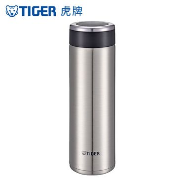 虎牌 (TIGER) Tiger/虎牌保温杯不锈钢双层真空水杯男女办公杯MMW-A48C