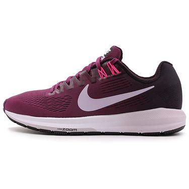 耐克 女鞋 NIKE AIR ZOOM STRUCTURE 21 女子运动训练跑步鞋 904701-605