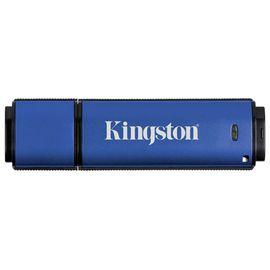 金士顿 DTVP30加密优盘 企业级硬件 加密 USB3.0高速 64G