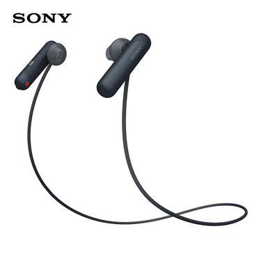 索尼 WI-SP500 无线防水运动耳机 免提通话
