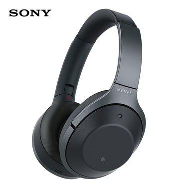 索尼 WH-1000XM2头戴式降噪立体声无线蓝牙耳机