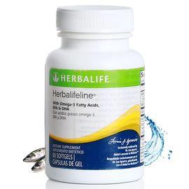 康宝莱/HERBALIFE 康宝莱减肥瘦身深海鱼油胶囊 调节三高 美国进口 丰富维生素 信营全球购