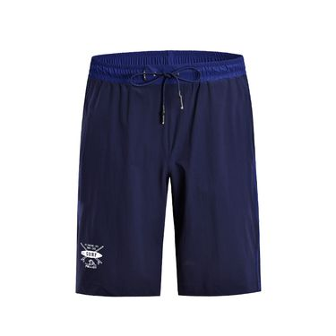伯希和 PELLIOT户外速干裤 男女夏季宽松沙滩裤弹力运动透气休闲短裤