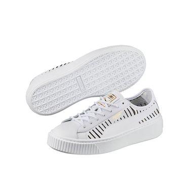 PUMA彪马 女鞋2018夏季新款运动鞋轻便休闲鞋小白鞋金标板鞋365190