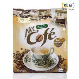 中粮 SIN YOON LOONG新源隆三合一怡保白咖啡480g(12条*40g)(马来西亚进口 袋)