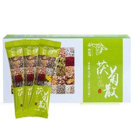 南山翁 【16味食材调理代餐粉】茯菊散代餐粉调理营养餐495g(15g*33袋)/盒
