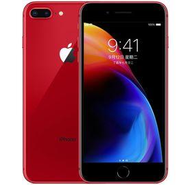 Apple/苹果 iPhone8 Plus 红色  256G 苹果手机 苹果8 iphone8p 8P