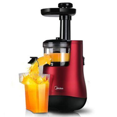 美的 榨汁机家用多功能慢速豆浆果汁机原汁机JS12E51