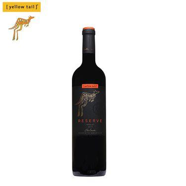 黄尾袋鼠 签名版珍藏梅洛红葡萄酒单支装750ml
