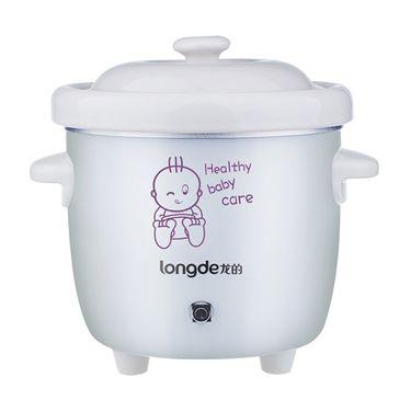 龙的 陶瓷电炖锅迷你炖盅隔水炖盅宝宝煮粥锅LD-DG07A
