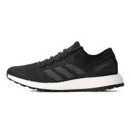 阿迪达斯  Adidas 男鞋boost 新款黑白袜子跑鞋马牌底透气缓震运动跑步鞋 CM8238