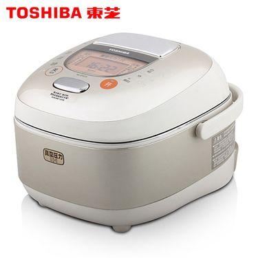 TOSHIBA/东芝 电饭煲RC-D18TX(N)5L 正品日本原装进口IH预约电饭锅