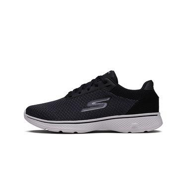 斯凯奇 Skechers男GO WALK 4轻质健步夏季透气网布减震运动鞋54156
