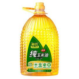融氏 【绿色食品】纯玉米胚芽油  5L/桶【赠送核桃玉米油300ML】