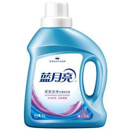 蓝月亮 【单瓶包邮】深层洁净洗衣液 薰衣草 1kg/瓶