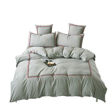 金丝莉 瑞丽色织床品四件套-英伦时光