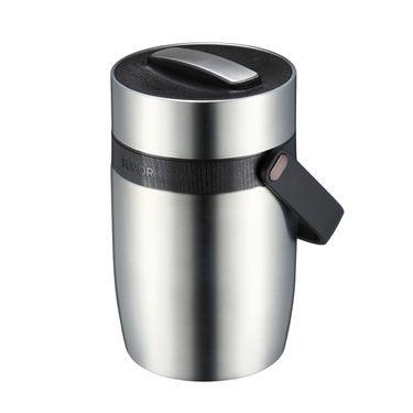 苏泊尔 魔法保温提锅保温饭盒焖烧杯流光银2.0L KF20G2