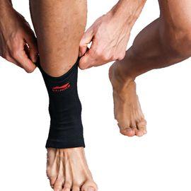 李宁 针织运动护踝男女篮球户外健身骑行羽毛球篮球跑步瑜伽防扭伤护具