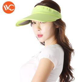 VVC 新款防晒帽子女夏遮阳帽户外防紫外线可收缩太阳帽
