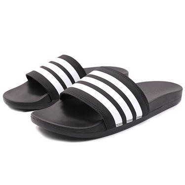 阿迪达斯 Adidas男鞋拖鞋夏季新品舒适游泳休闲凉拖鞋AP9971