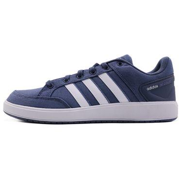阿迪达斯 Adidas男子秋季新款COURT运动鞋舒适轻便休闲鞋板鞋B43878/B43880