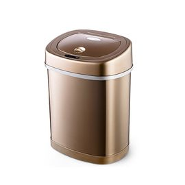 LIKUAI/利快 感应垃圾桶家用厨房智能欧式创意垃圾桶