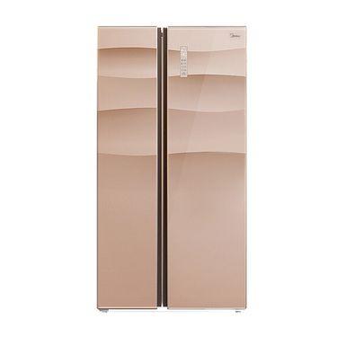 美的MIDEA Midea 美的 冰箱BCD-540WKGPZM 变频节能 开双门冰箱