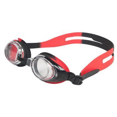 李宁 儿童泳镜大框防水防雾高清男童女童小孩子透明游泳眼镜专业护目装备泳镜LSJK302-6