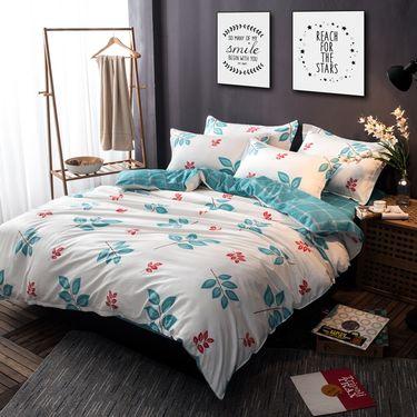 澳西奴 床单被套床上用品四件套全棉纯棉  1.8m床双人