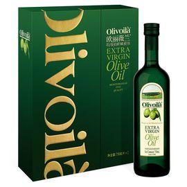 欧丽薇兰 特级初榨橄榄油750ml*2精装礼盒