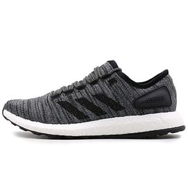 阿迪达斯 Adidas中性男女子boost侃爷爆米花马牌运动跑步鞋跑步鞋S80787
