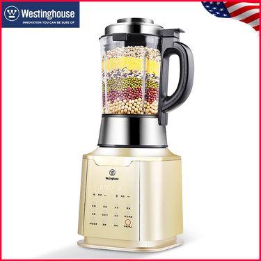 Westinghouse/西屋 美国西屋 破壁机加热多功能家用破壁料理机婴儿辅食机智能变频真空微压WFB-VD6(钛合金)
