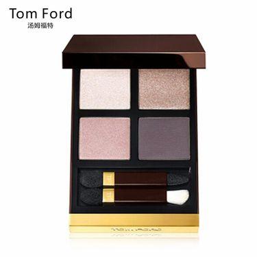 Tom Ford 汤姆福特幻魅四色眼影盘 10g 13#Orchid haze 眼部修容不晕染哑光TF眼影