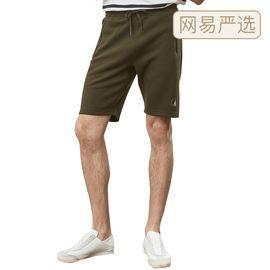 网易严选 男式针织运动短裤