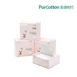 全棉时代 盒装平纹无纺布化妆棉 6x7cm 360片/盒 4盒