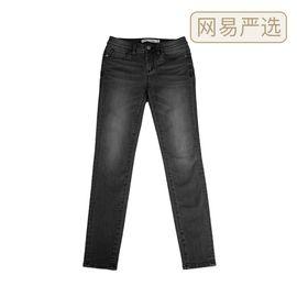 网易严选 女式蜜桃臀修身天丝牛仔裤