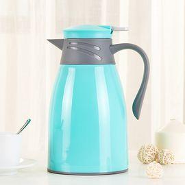 lanpiind 郎品办公用家用欧式糖果色保温壶玻璃内胆暖壶水瓶壶1L/1.3L