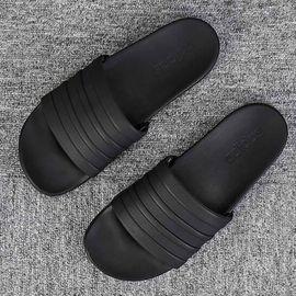阿迪达斯 adidas 男鞋夏新款防滑沙滩鞋休闲拖鞋运动凉鞋S82137