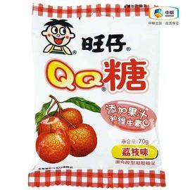 旺旺 旺仔QQ糖(荔枝 袋装70g)