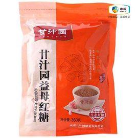 中粮 甘汁园益母红糖(立式装 350g)