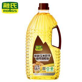 融氏   【促销】核桃玉米胚芽油 2.8L/瓶【非转基因、新鲜物理压榨】