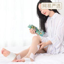 网易严选 日本制造清凉舒缓疲劳腿足贴薄荷香
