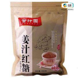 中粮 甘汁园姜汁红糖(立式装 350g)
