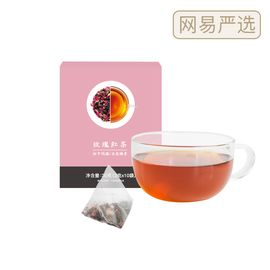 网易严选 玫瑰红茶3克-10袋