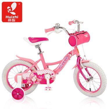 荟智 萝莉公主女式儿童12寸14寸16寸自行车