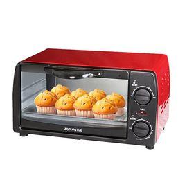 九阳 【双层烤位,定时控温】小电烤箱家用多功能10L迷你烘焙 定时 烤蛋小 KX-10J5