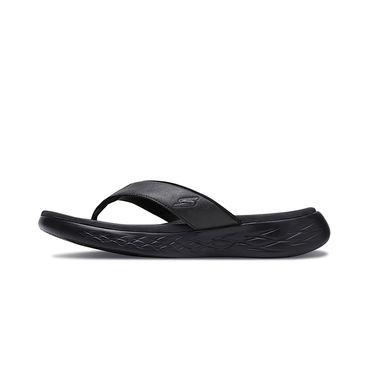 斯凯奇 Skechers男鞋新款休闲简约夹脚拖鞋 居家凉拖沙滩鞋 55352